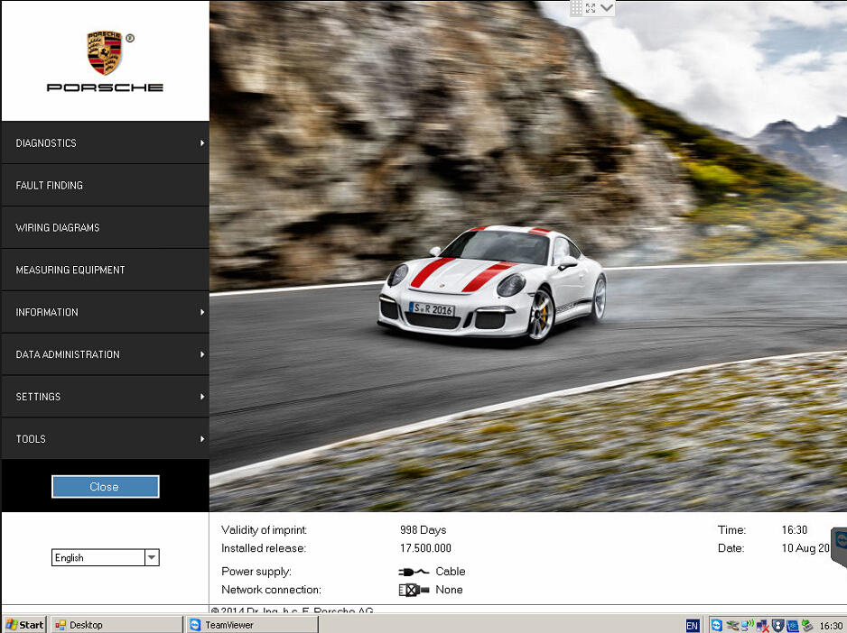 Genuine Porsche Driver/'s Selection 918 Spyder USB 2.0 Flash Drive 15GB Super Car