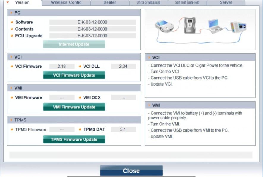 GDS VCI Software for KIA/Hyundai Diagnostic Software HDD