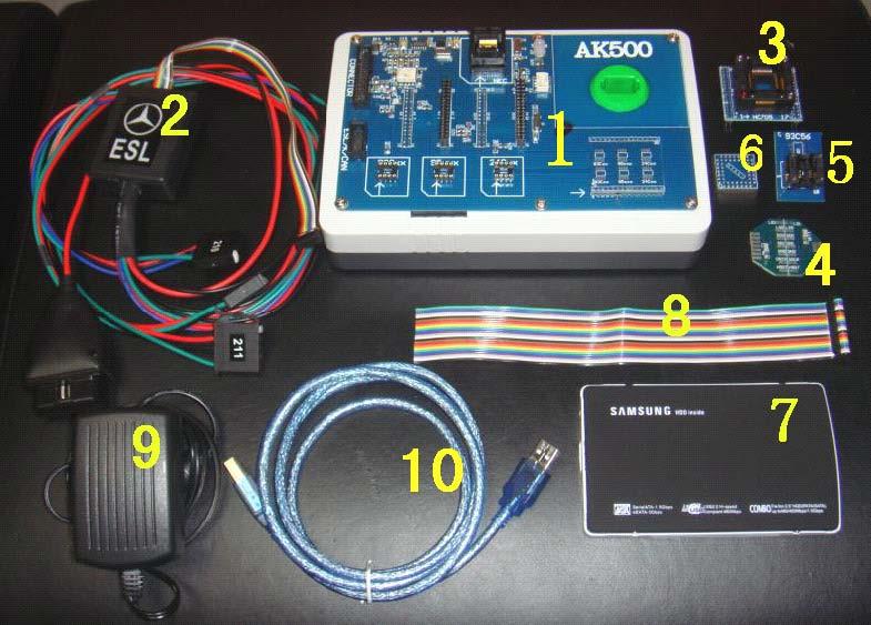 ak500-anahtar-programcı-ayakta durabildiği
