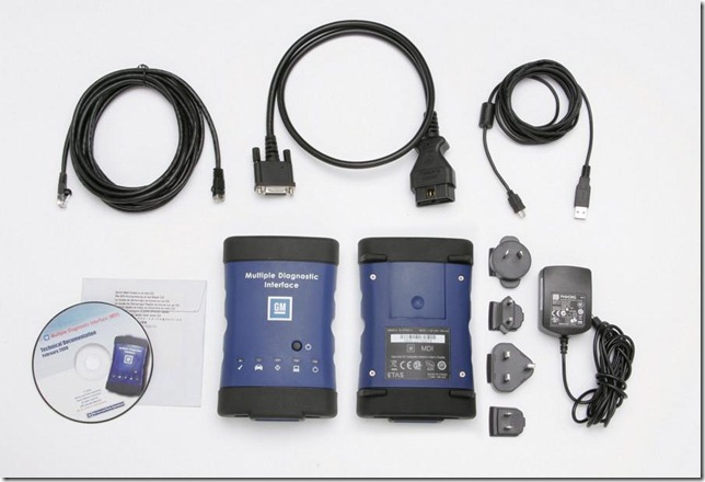 Can GM MDI Interface work with Ford IDS Software?