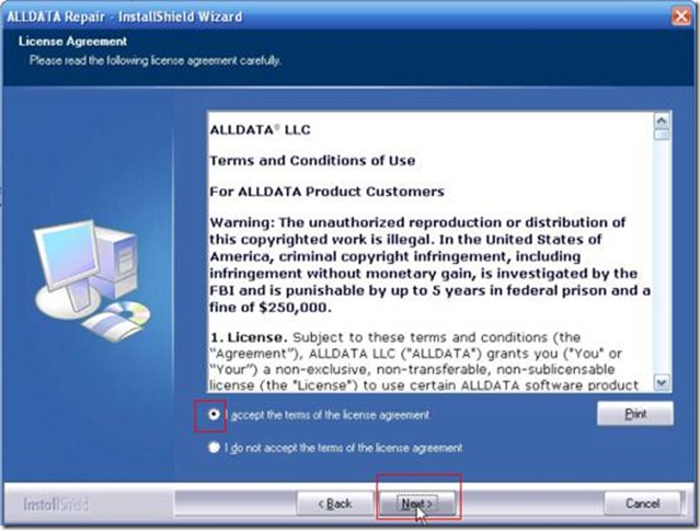 clip image003 thumb How to install Alldata 10.52