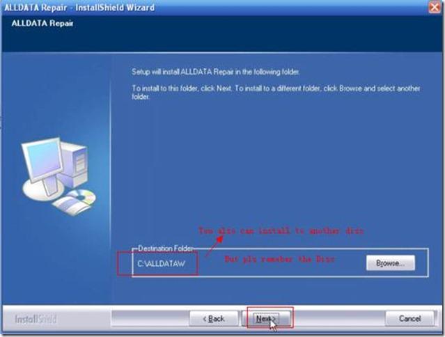 clip image007 thumb How to install Alldata 10.52