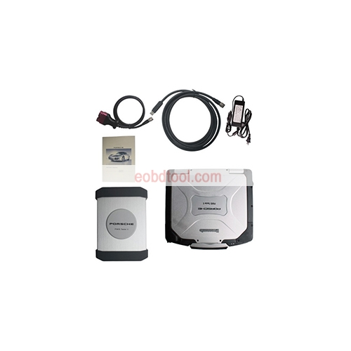 14537156740 WIFI Piwis 2 Porsche Piwis II Hardware With Wireless Function Released