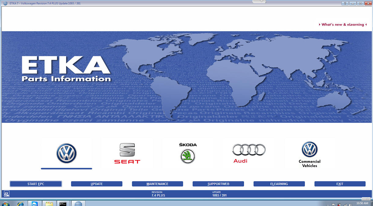 BMW Software Update >> ODIS Elsawin ETKA 3 in 1 software Update to ODIS 3.0.1 ...