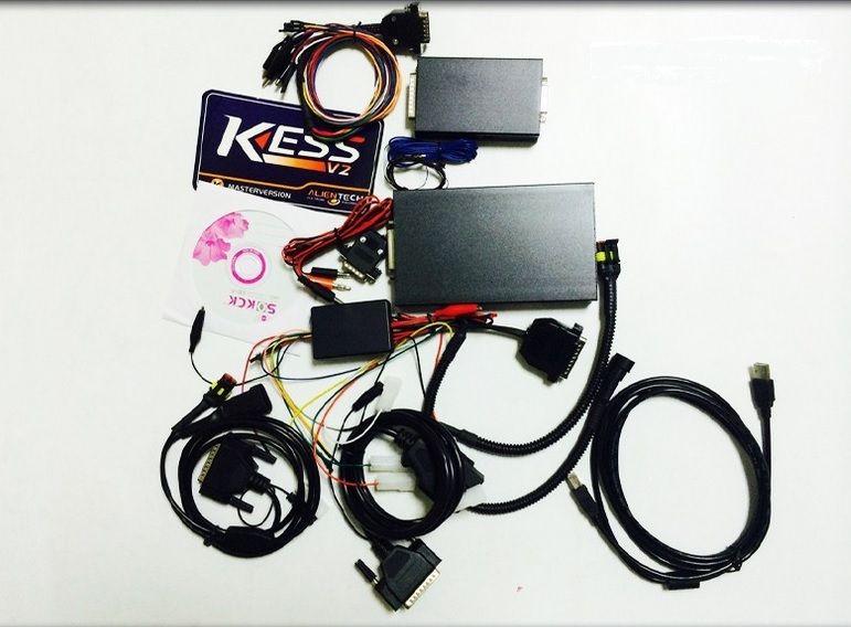 Kess V2 Ksuite 2.21 Firmware 4.036 ecu chip tuning kit Alientech KESS V2 OBD2 Manager Tuning Kit FAQ & Tips