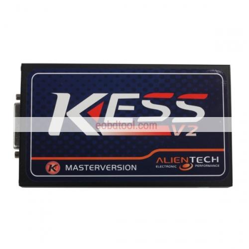 Kess V2 V2 23 ECU remap tool External Exception EEFFACE Error