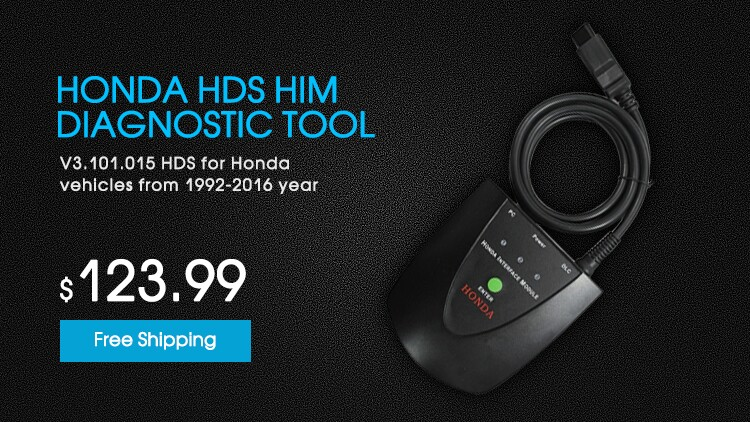 Honda HDS HIM diagnostic tool Honda HDS 3.102.029 Honda Diagnostic System Free Download