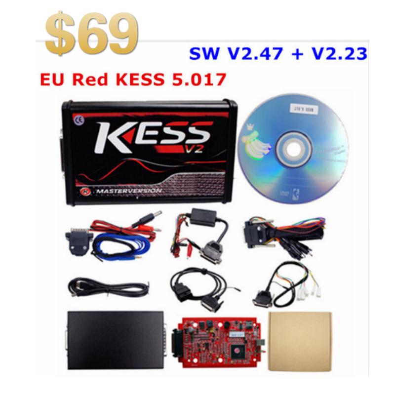 Chiptuning KESS K-SUITE2.28