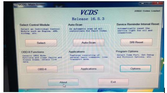VAG COM 16 8 3 VCDS software Activation Guide |