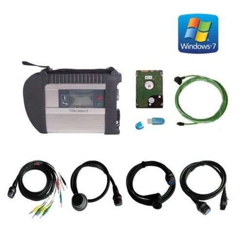 MUX C4 with Mercedes diagnostic xentry 2017.3 How to Solved MB SD Connect C4 Xentry Das fault (1.1)  1.501.9878
