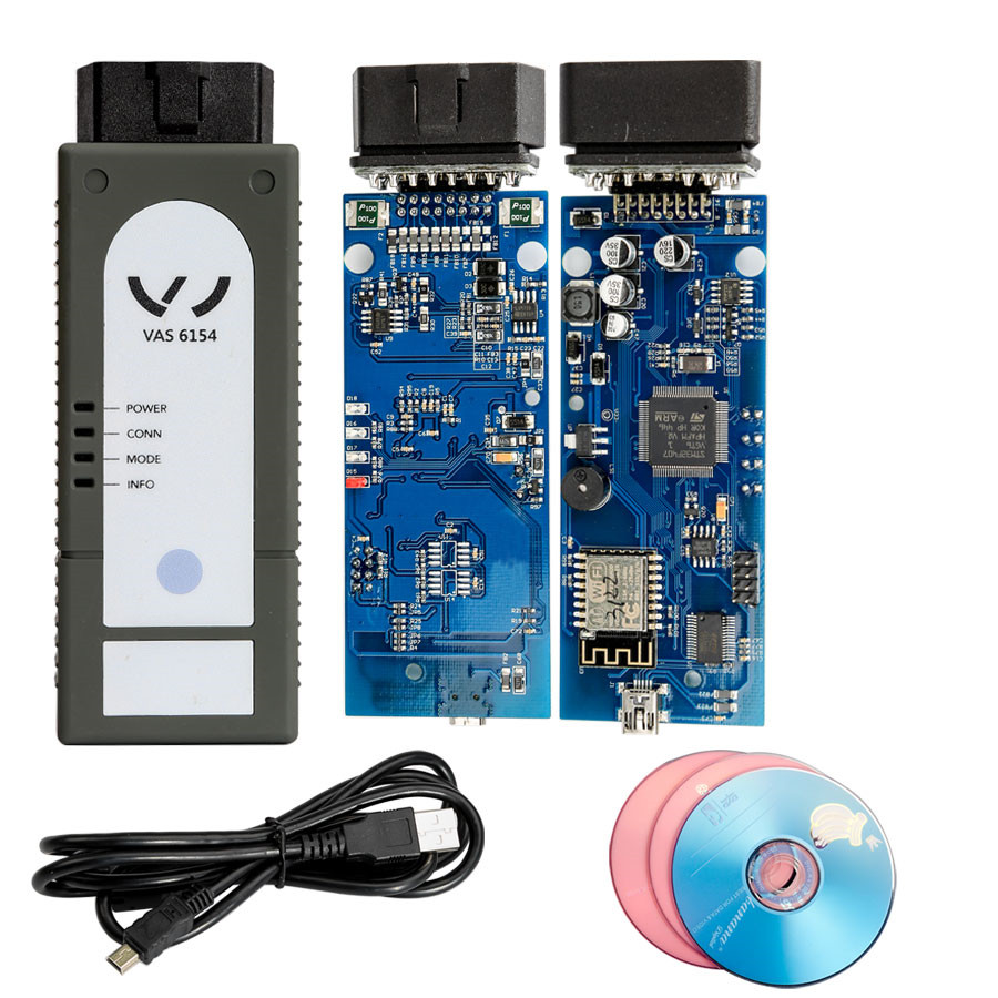 vas 6154 ODIS 4.1.3 VAS 6154 VAG diagnostic tool VAS 6154 WIFI Connection Guide from Eobdtool.com