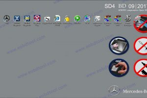Mercedes Star Diagnostic Xentry Software 2017.09 Free Download