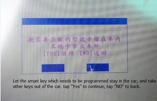 SKP1000 Key Programmer for Maserati key programming 8 How to Use SKP1000 key programmer work for Maserati Ghibli Step by Step