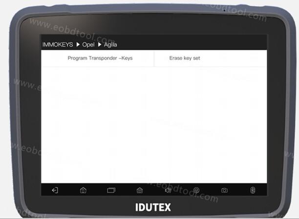 Vpecker E4 Vpecker tablet Vpecker Easydiag Vpecker Scanner 3 How to Use Vepecker E4 Work for Opel Agila Key Programming?