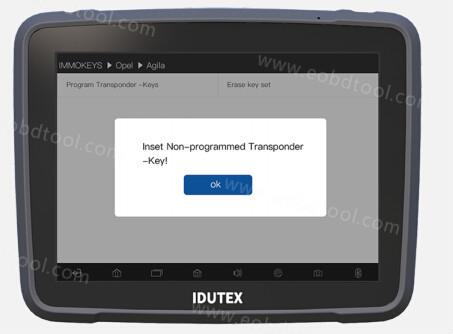 Vpecker E4 Vpecker tablet Vpecker Easydiag Vpecker Scanner 7 How to Use Vepecker E4 Work for Opel Agila Key Programming?