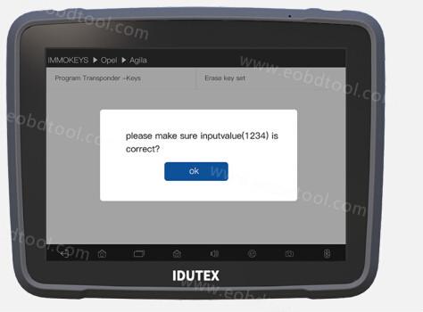 Vpecker E4 Vpecker tablet Vpecker Easydiag Vpecker Scanner 8 How to Use Vepecker E4 Work for Opel Agila Key Programming?