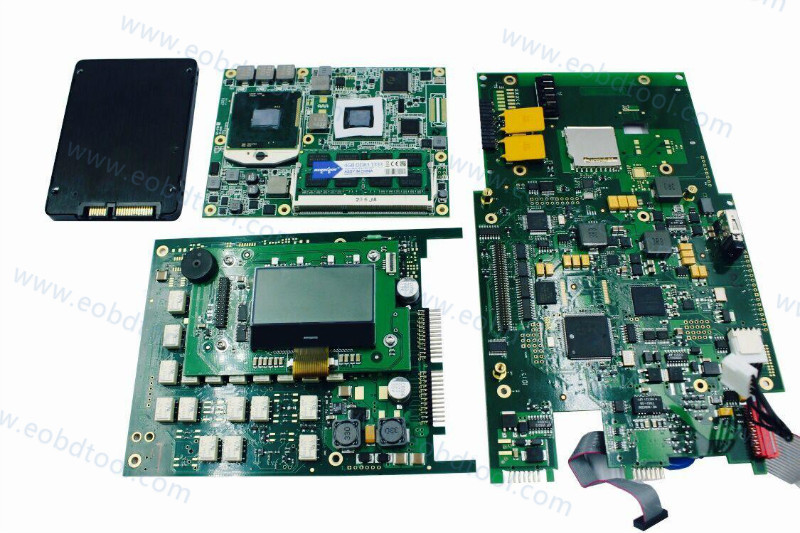 Xentry Connect MB Star C5 SD Connect DOIP PCB board 1 Xentry Connect Xentry Tab Kit Support DoiP Recommendation