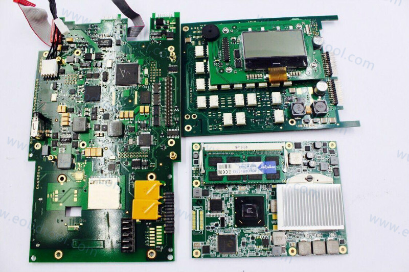 Xentry Connect MB Star C5 SD Connect DOIP PCB board 2 Xentry Connect Xentry Tab Kit Support DoiP Recommendation
