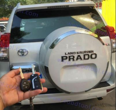 skp1000 key programmer skp 1000 Add key for Toyota Prado 1 SKP1000 Key Programmer Add Remote Key For Toyota Prado 2016 Step By Step