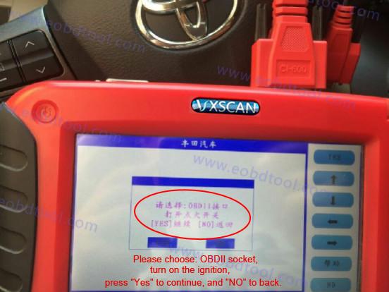 skp1000 key programmer skp 1000 Add key for Toyota Prado 4 SKP1000 Key Programmer Add Remote Key For Toyota Prado 2016 Step By Step