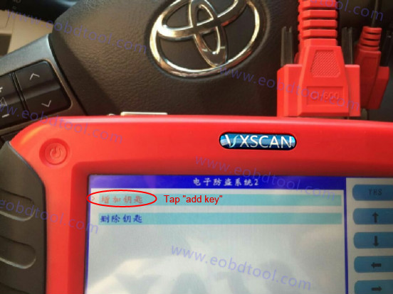 skp1000 key programmer skp 1000 Add key for Toyota Prado 5 SKP1000 Key Programmer Add Remote Key For Toyota Prado 2016 Step By Step