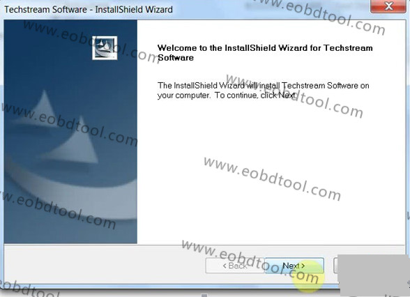 techstream toyota diagnostic software tis techstream installed guide 2 10 Toyota Techstream 12.20.024 Crack Free Download