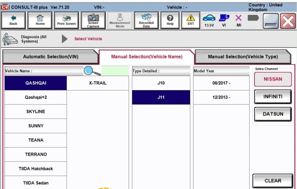 Nissan Consult 3 plus 5 Nissan Consult 3 Plus V71 Software Download Free