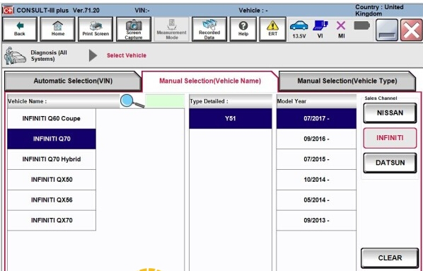 Nissan Consult 3 Plus V71 Software Download Free |