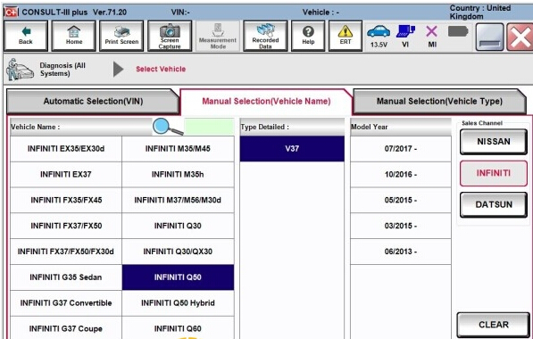 Nissan consult 3 plus Nissan Consult 3 Plus V71 Software Download Free