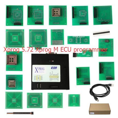 Xprog 5.72 Xprog M ecu programmer 2 Xprog M Box 5.72 Xprog 5.72 X Prog ECU Programmer Released