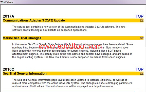 cat et 3 software Caterpiller Electronic Technician software 3 Caterpillar ET 3 Software 2017A Caterpillar Electronic Technician Software