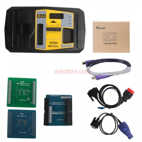 vvdi mb tool Mercedes Key Programming Tool Introduction