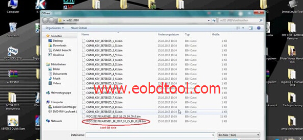 CGDI for MB mercedes key programming 3 How to use CGDI Prog MB Mercedes Key Programming Tool for All Key Lost