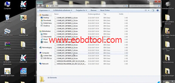 CGDI for MB mercedes key programming 5 How to use CGDI Prog MB Mercedes Key Programming Tool for All Key Lost