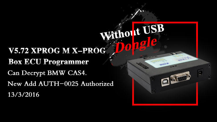 Xprog 5.72 5.72 X Prog Xprog M Box Ecu Programmer Support MCU/MPU/ECU List