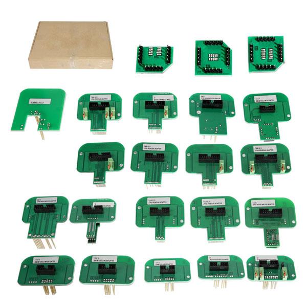 BDM Probe Adapters Full Set KTAG KESS KTM Dimsport BDM Probes BDM Adapter BDM Probes Full Set User Manual