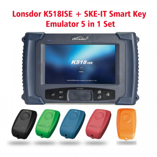 lonsdor K518 key programmer Lonsdor K518ISE Key Programmer Support Car List