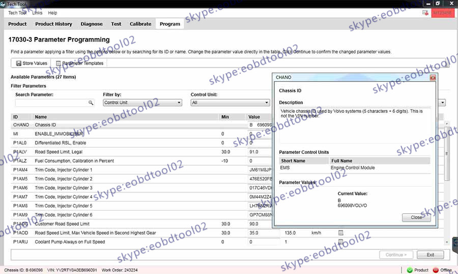 ptt techtool 2 6 36 development 04 V2.6.36 Ptt Dev2tool Development Version With Volvo Vocom Features