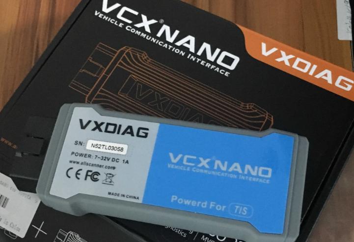 VXDIAG VCX NANO Toyota Toyota Techstream V13.00.022 (02/2018) Download Free
