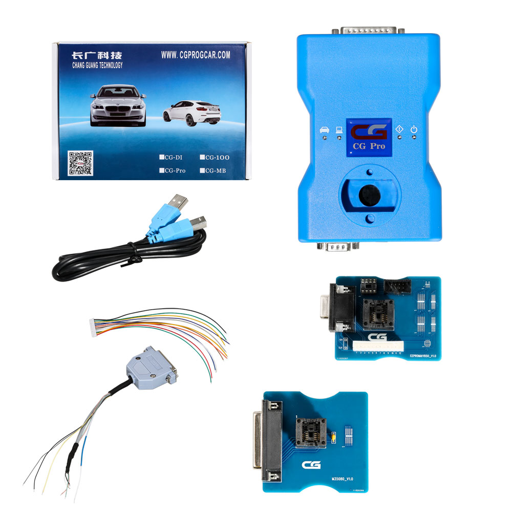cg pro 9s12 freescale programmer 8 CG Pro 9S12 Freescale Programmer For BMW/Benz/Land Rover Key Programming