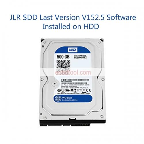 jlr sdd v152.5 last version support jlr offline programming Mongoose JLR SDD Software Update to V152.5 SSD JLR Diagnostic Software