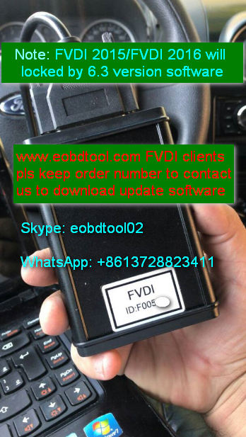 FVDI abrites commander locked by old version software Abrites Commander FVDI Update Software Download