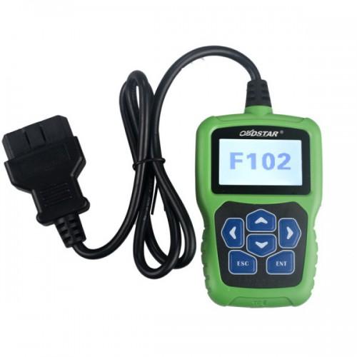 OBDStar F102 Nissan Infiniti Automatic Pin Code Reader 1 OBDStar F102 Nissan Key Programmer For Nissan/Infiniti Pin Code Reader