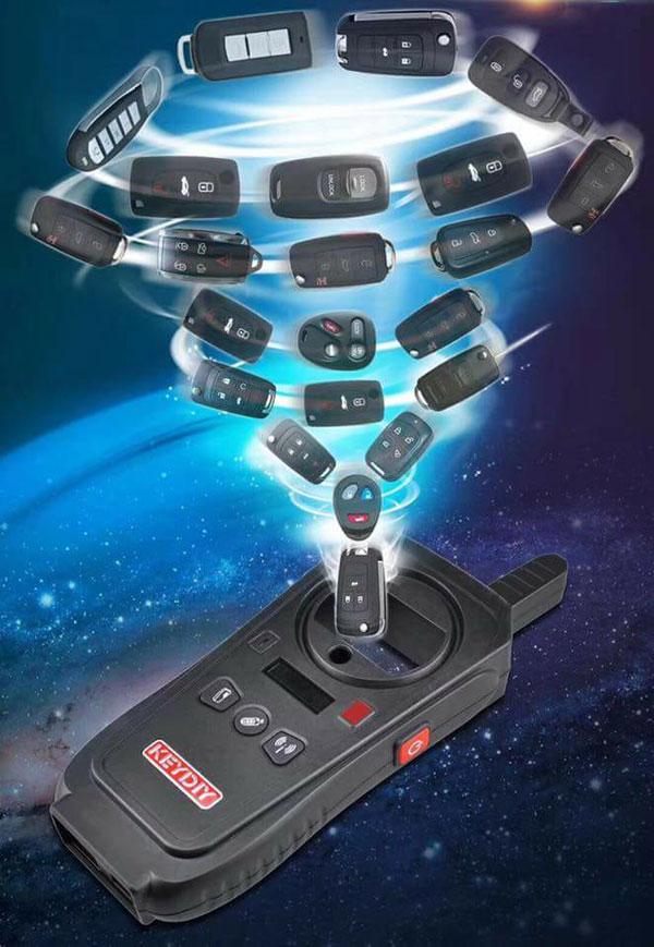 Keydiy Kd X2 Transponder Cloner Kd X2 Keydiy Remote Maker