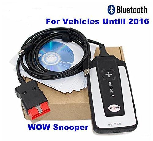 wurth wow snooper Wurth Wow Snooper with Wurth Wow 5.00.8 Software Replace Autocom/Delphi DS150E