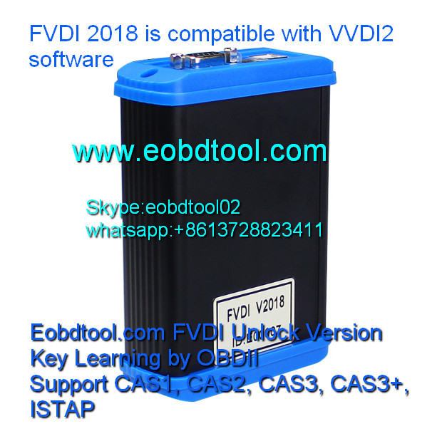 FVDI 2018 all function of VVDI2 FVDI full 2018 version from skype eobdtool02 FVDI 2018 ABRITES Commander FVDI Full 2018 Unlock Version Released