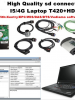Why choose Mercedes Star Diagnostic C4 Mux With laptop full set?