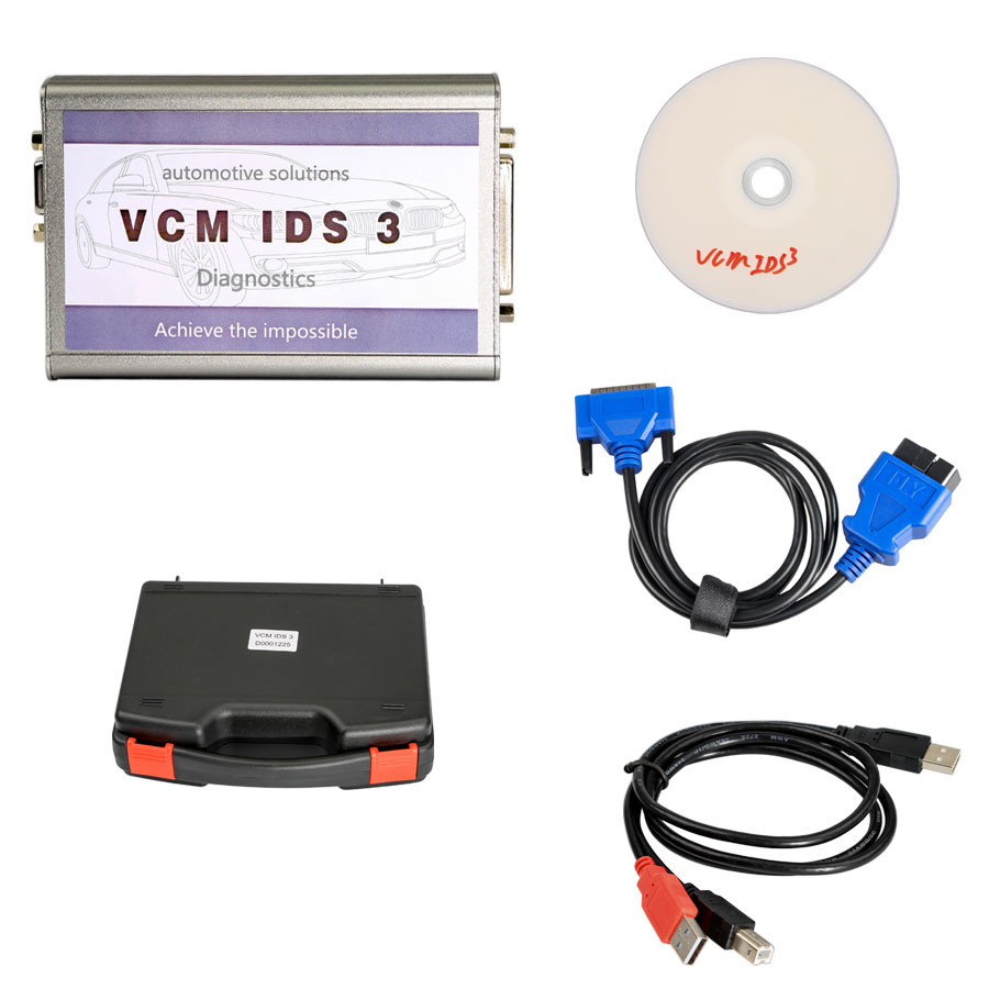 vcm ids 3 ford vcm 3 ford mazda diagnostic tool 6 VCM IDS 3 V109.01 Ford Diagnostic Tool for Ford & Mazda Diagnostics