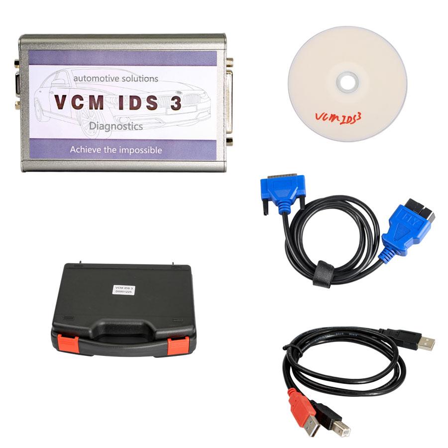 vcm ids 3 ford vcm 3 ford mazda diagnostic tool 6 VCM IDS 3 V109.01 Ford Diagnostic Tool for Ford & Mazda Diagnostics