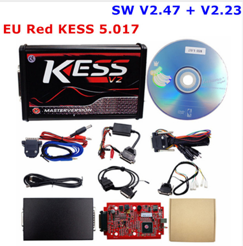 Kess v2 2.47 software 5.017 firmware Kess V2 V5.017 KESS 2.47 Ksuite Software VS. KESS V4.036?